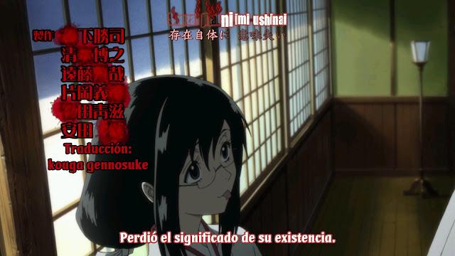 Blood C 720p HD Subtitulos Español Latino Dual BRRip 2011