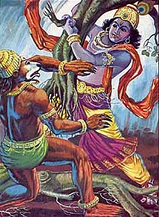 krishna_and_Jambavan