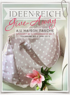 Give-Away bei Ideen-Reich