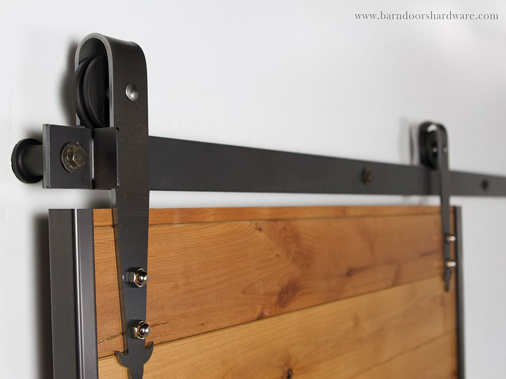 Barn doors hardware has a line of simple classic hardware for Barn door hardware