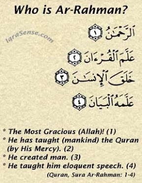 Surrah Rahmanthen Which Of The Blessings Of Your Lord Will