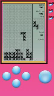 Tetris Deluxe - Game Classic untuk Android