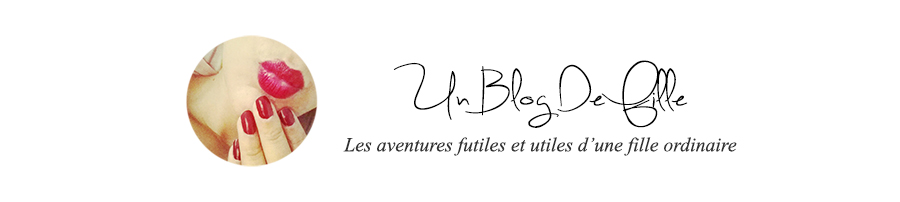 Un blog de fille