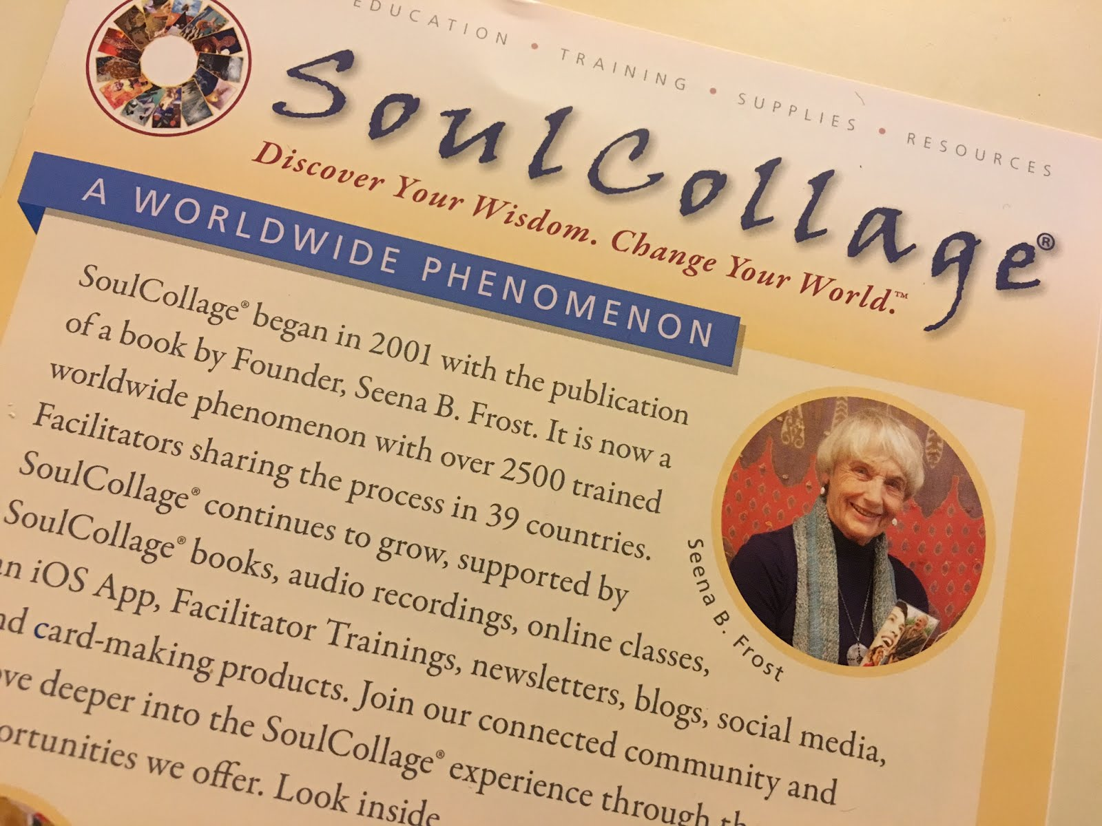 Join the SoulCollage® Community of Facilitators