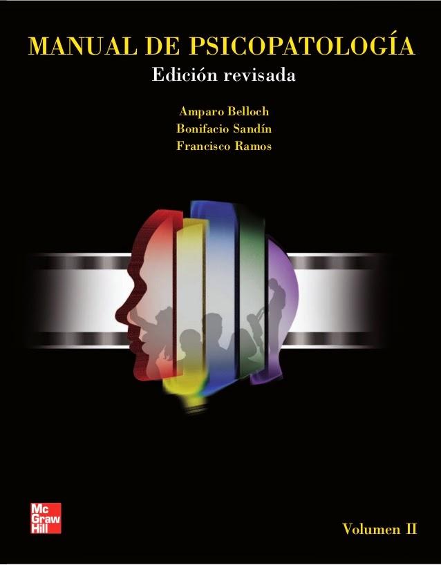 Manual De Psicopatologia Volumen 1