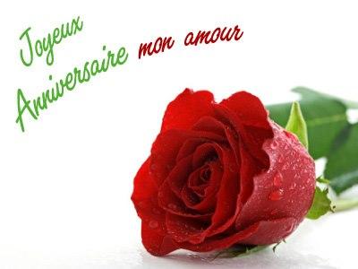 Joyeux Anniversaire Mon Amour Sms Gosupsneek