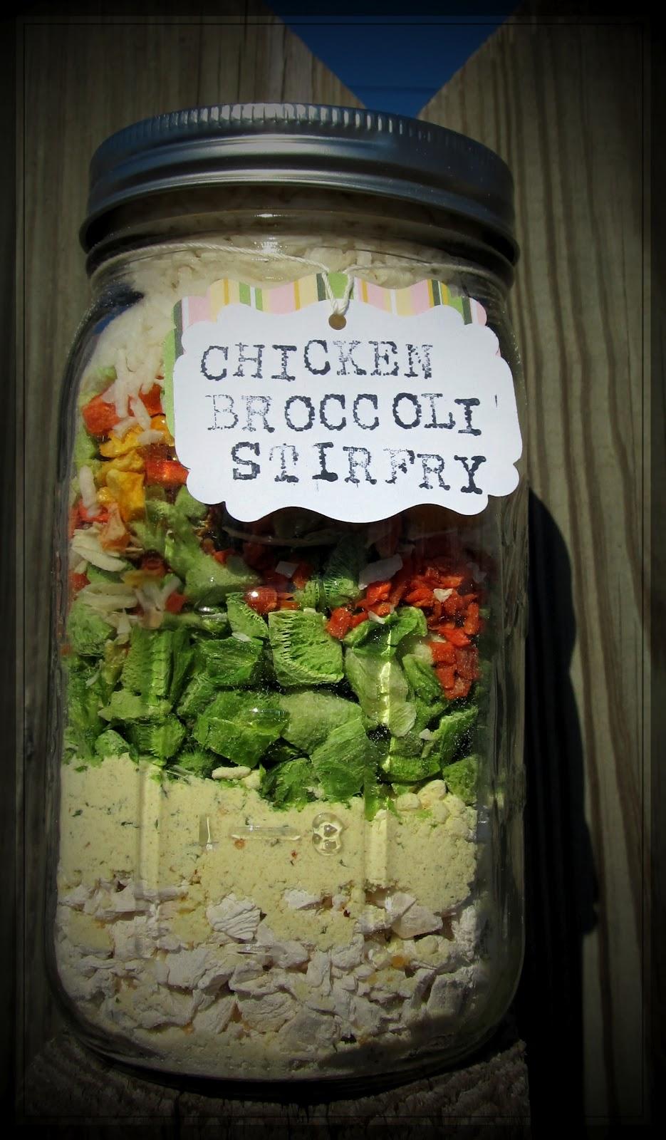 Rainy Day Food Storage Meals In Jar Recipes