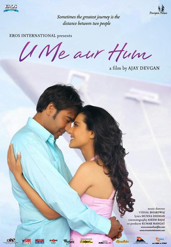 Free Download U Me Aur Hum 2008 Hindi HD 720p