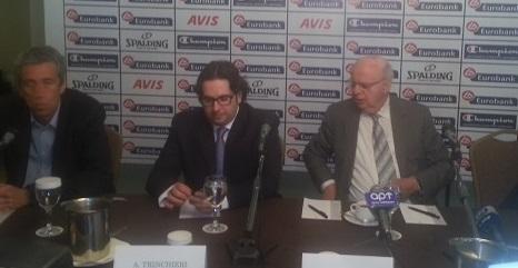 Παρουσιάστηκε ο νέος ομοσπονδιακός τεχνικός-Tρινκιέρι: «Μεγάλο αίσθημα ευθύνης»