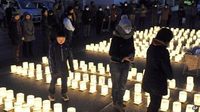Remembering Japan's Great Tohoku Earthquake