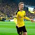 Com show do ataque, Dortmund goleia o Augsburg e segue em segundo