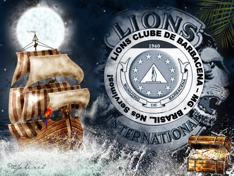 LIONS CLUBE DE BARBACENA