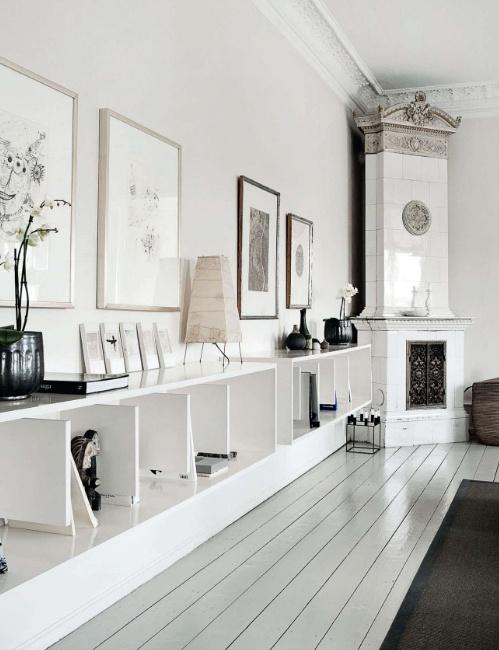 C mo decorar la casa de color blanco casas decoracion - Casas decoradas en blanco ...