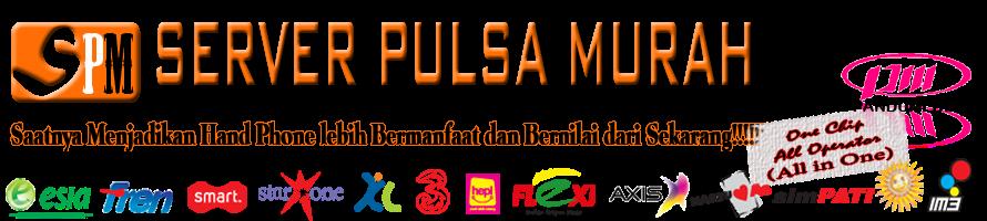 Pandumedia Server Pulsa Murah