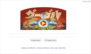 Main Game Seru di Google.com