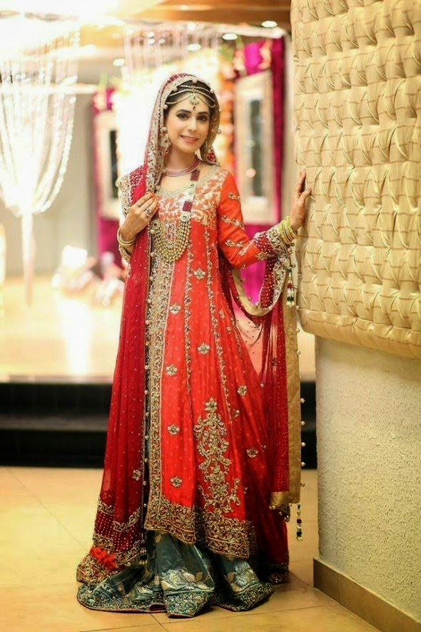Top Bridal Walima Mehndi Dresses 2015 In Pakistan New Collection For Girls Total Hq Wallpapers