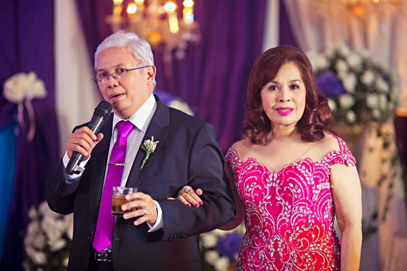 Father of the Groom's Speech