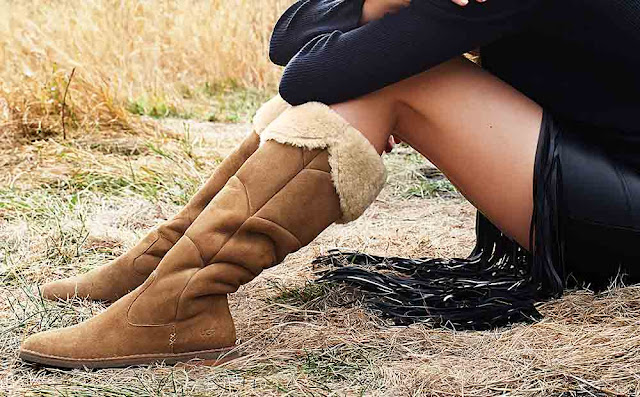 Samantha Ugg Boot