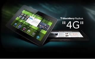 Spesifikasi Dan Harga BlackBerry 4G LTE PlayBook Terbaru