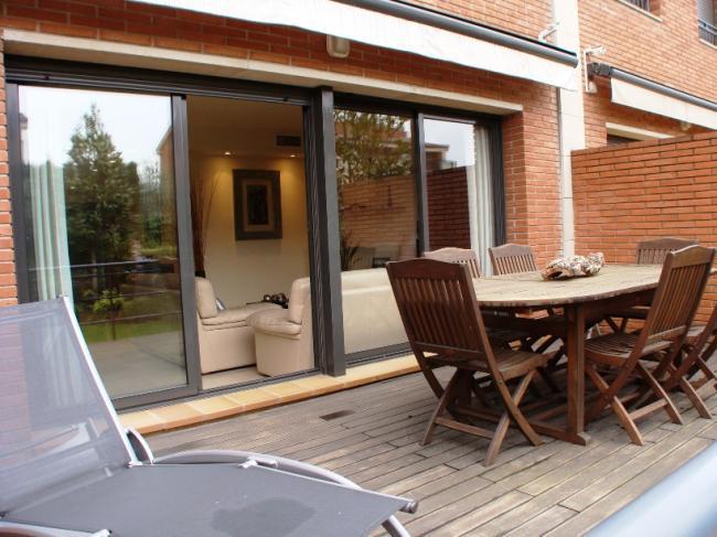 Fotos de terrazas terrazas y jardines terrazas de casas for Imagenes de terrazas