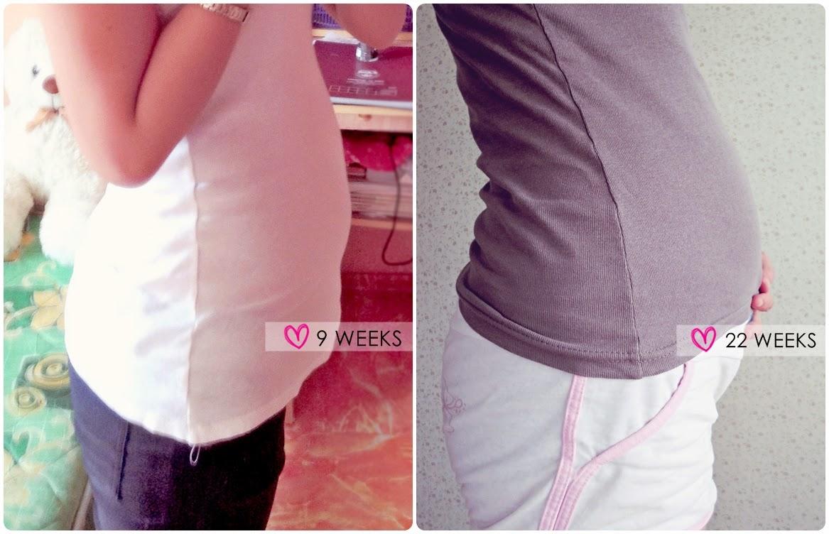 22 weeks pregnant | aestherlyienda