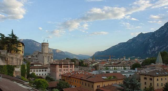 Тренто. Италия