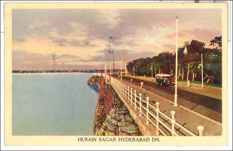HYDERABAD Once Upon A Time Hussain Sagar