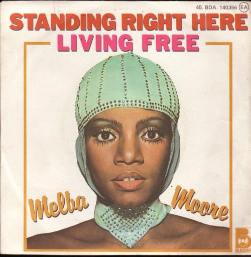 Melba Moore Dancing With Melba