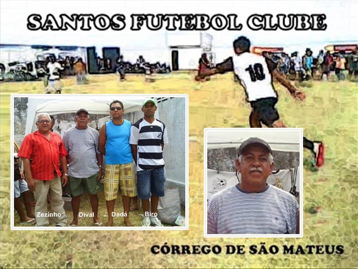 SANTOS FC - 27 ANOS