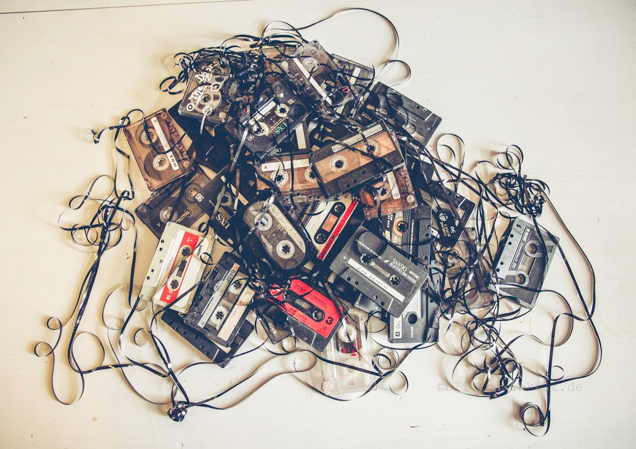 Kassetten Tapes