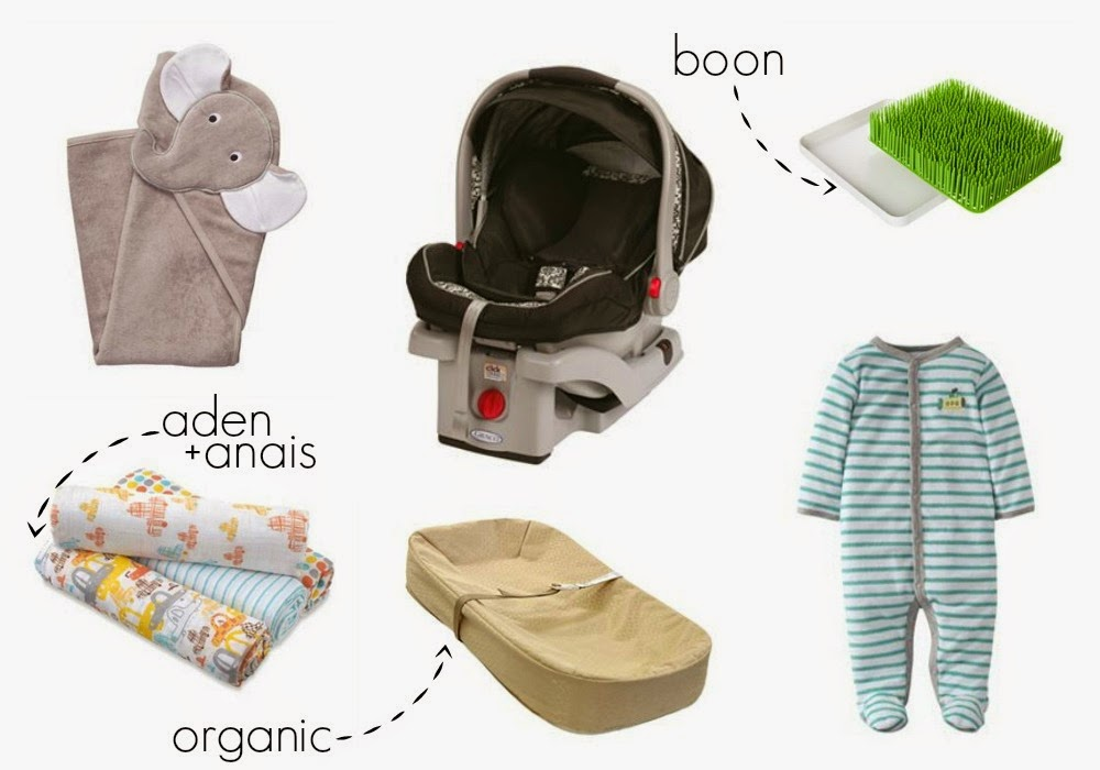 Mommy Testers, Kohl's Little Ones registry, baby registry party,