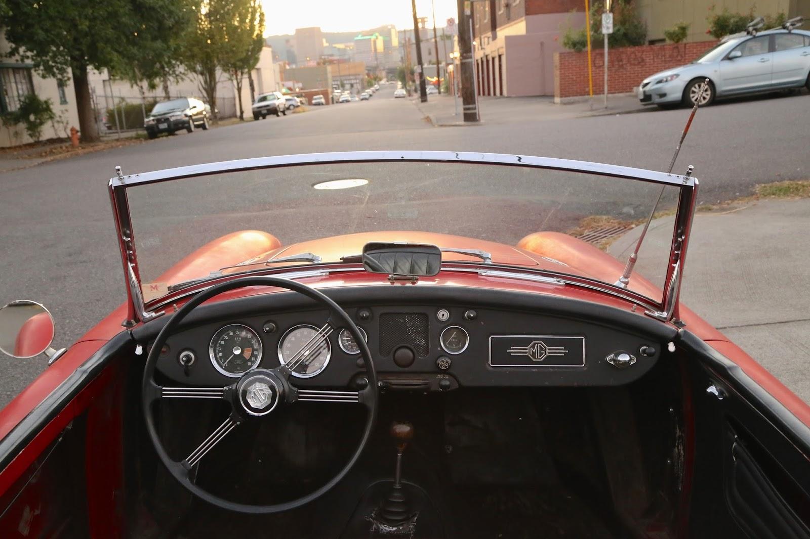 1959 MGA roadster