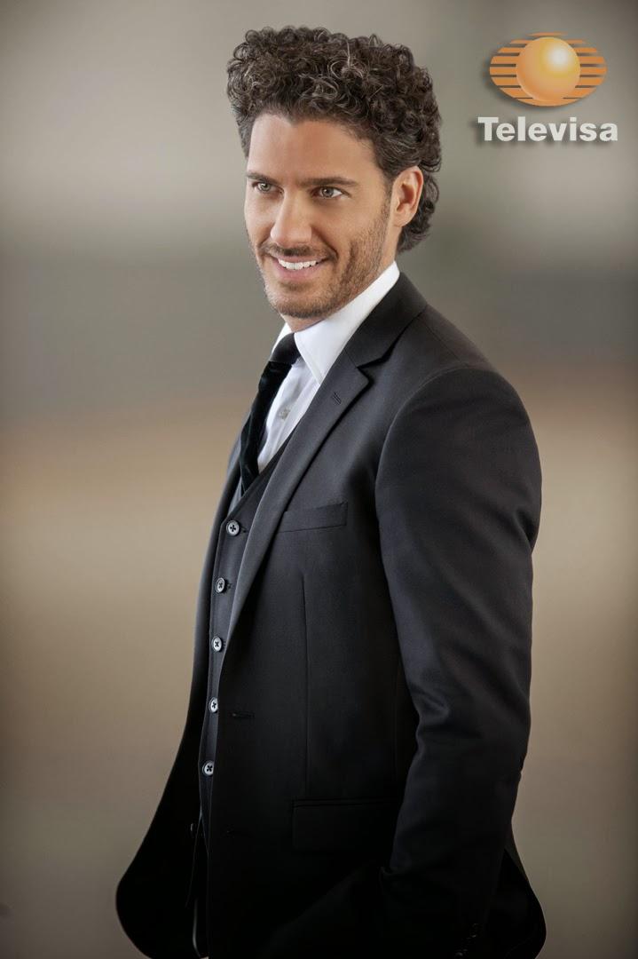 Fotos de los galanes de Televisa.