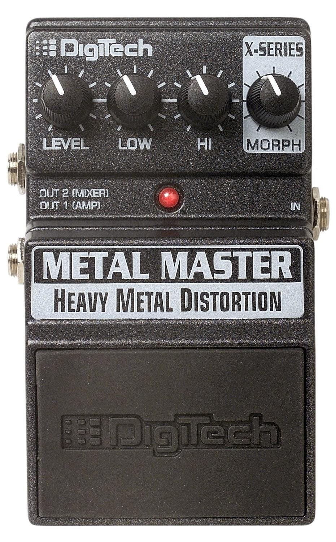 Cheap DigiTech XMM Metal Master Distortion Pedal