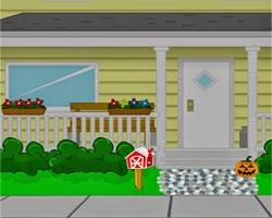 Juegos de Escape Halloween Street Escape