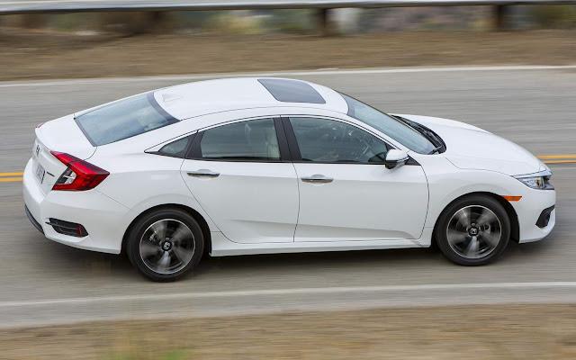 Novo Honda Civic 2016 Flex