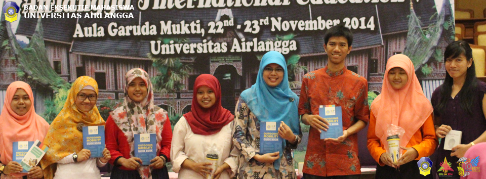 Airlangga International Education V
