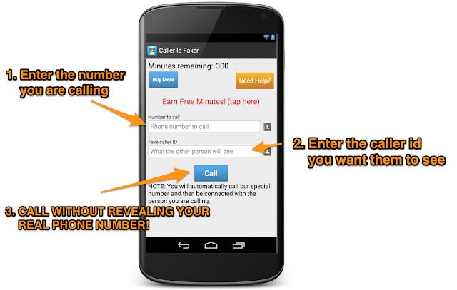 3 تطبيقات لتغير رقمك وصوتك اثناء الاتصال + دقائق مجاناً للأتصال