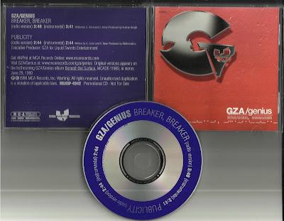 GZA / Genius – Breaker Breaker (CDM) (1999) (320 kbps)