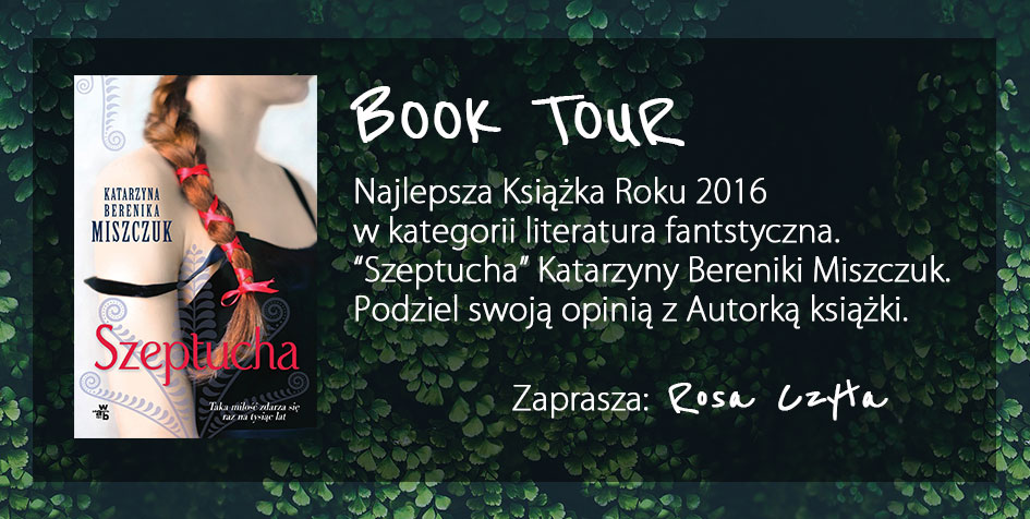 "Book Tour ""Szeptucha"""