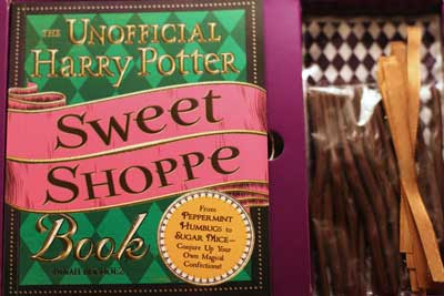 harry potter sweet shoppe kit