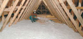 winterization of your attic