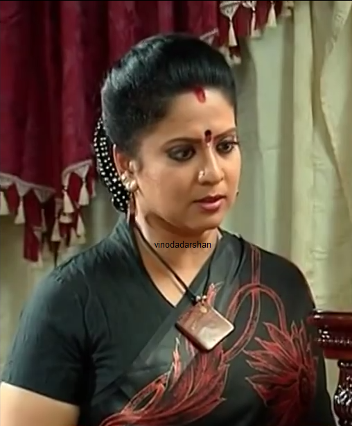 Actress Roopa Sree | Malayalam Serial Actress Chandanamazha Serial ...