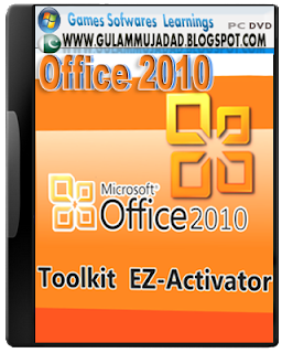 Office 2010 Toolkit and EZ-Activator Free Download