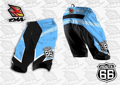 Jual Jersey Baju Pakaian Celana Sepeda, Motocross, Trail...dll - RMA Ride More Asia Jersey Sample 4