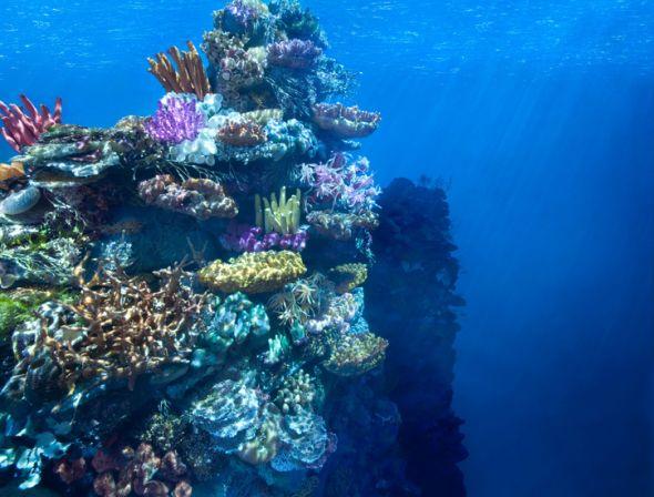 Matthew Albanese fotografia set designer maquetes modelos miniaturas hiper realistas Como respirar embaixo da água