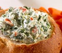 Creamy Spinach Fennel Dip