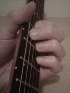 D7#9 Hendrix chord | Hendrix Guitar Chord