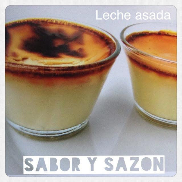 Receta de LECHE ASADA - Receta fácil y rápida        http://elpostreperuano.blogspot.com