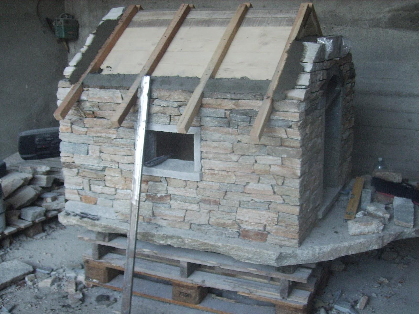 Costruire Un Camino In Mattoni Costruire Un Barbecue In